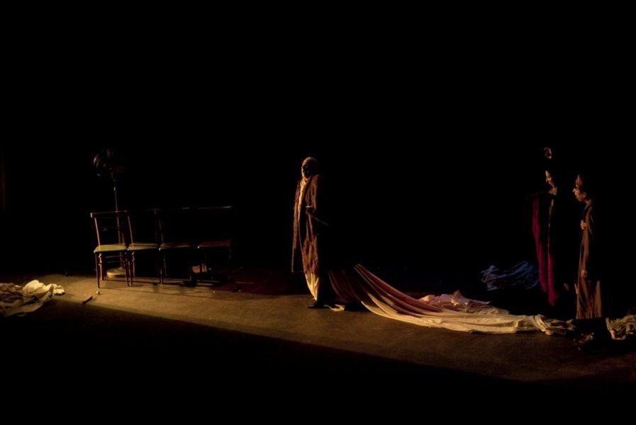 Nadie lo quiere creer - La Zaranda, Teatro inestable