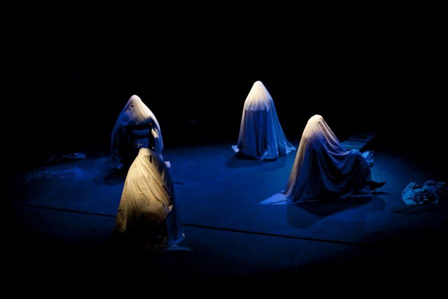 Nadie lo quiere creer, La Zaranda, Teatro inestable